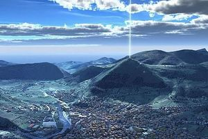 Kim tự tháp ở Bosnia: Nền văn minh cổ đại từ người ngoài hành tinh