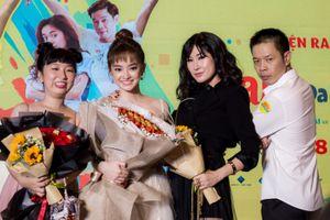 Dàn sao Việt quy tụ tại buổi công chiếu phim 'Hồn Papa Da Con Gái'