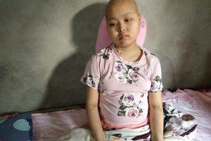 Em Đinh Thị Hương Giang bị ung thư máu đã qua đời