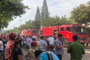 Thông tin mới nhất vụ cháy nhà hàng làm 6 người chết ở Đồng Nai