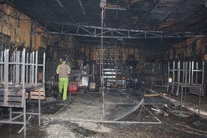 Vụ cháy khiến 6 người chết ở Đồng Nai: Tạm giữ chủ thầu sửa nhà hàng