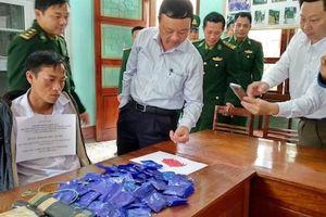 Nghệ An: Vận chuyển thuê gần 12 nghìn viên ma túy tổng hợp để lấy 10 triệu đồng