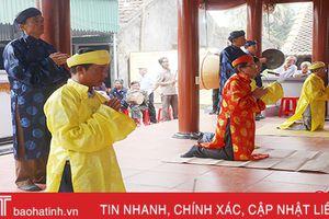 Dòng họ Nguyễn Huy Hà Tĩnh long trọng tổ chức lễ giỗ tổ