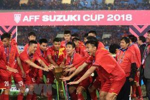 Đội tuyển Việt Nam kết thúc năm 2018 với vị trí số 1 Đông Nam Á