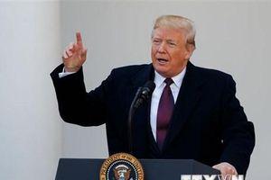 Tổng thống Trump hy vọng chính phủ Mỹ sẽ không đóng cửa lâu