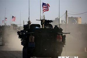 Iran: Sự hiện diện quân sự của Mỹ tại Syria là ngọn nguồn căng thẳng