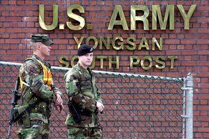 Hàn Quốc báo động nồng độ chất gây ung thư gần căn cứ Mỹ