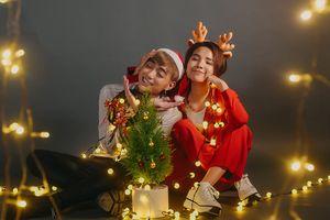 Vũ Cát Tường đón Giáng Sinh bên Soobin Hoàng Sơn