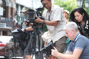 Discovery ra mắt phim 'Cách người Việt Nam thay đổi viễn thông tại Đông Phi'
