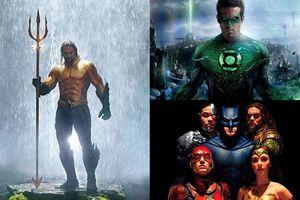 'Aquaman' bùng nổ doanh thu tại Trung Quốc, bù đắp thất bại của 'Justice League' và 'Green Lantern'