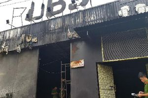 Vụ cháy nhà hàng làm 6 người thiệt mạng: Tạm giữ chủ thầu sửa chữa để điều tra