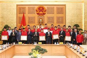 Tham vọng xưng vương Châu Á của HLV Park Hang Seo cùng tuyển Việt Nam