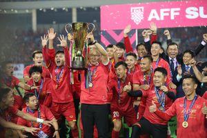Đài Hàn Quốc bất ngờ phát sóng trận đầu tiên của tuyển Việt Nam sau khi vô địch AFF Cup