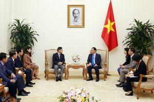 Tổng giám đốc Shim Wonhwan: 'Samsung luôn giữ chiến lược đầu tư lâu dài tại Việt Nam'
