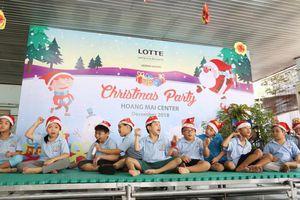 Lotte Legend Sài Gòn đón Giáng sinh cùng trẻ em khuyết tật