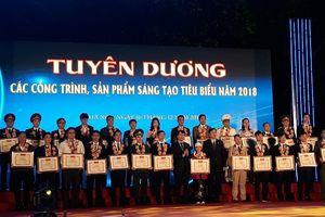 Công trình của tuổi trẻ TKV đoạt giải thưởng 'Tuổi trẻ sáng tạo toàn quốc'