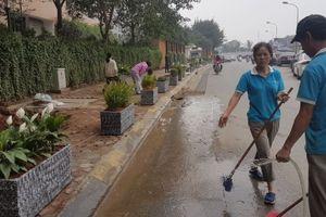 Cư dân Mulberry Lane và Seasons Avenue đã lấy được vỉa hè tại phường Mộ Lao
