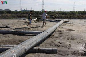 Chưa được cấp phép, chủ đầu tư vẫn triển khai Cảng Sài Gòn – Thép Việt