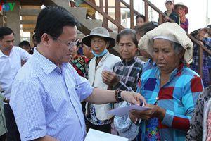 Nghĩa tình Việt Nam với người dân Biển Hồ Campuchia