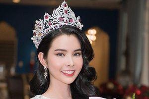 Đăng quang chưa lâu, Huỳnh Vy trở thành giám đốc quốc gia của Hoa hậu Du lịch Thế giới
