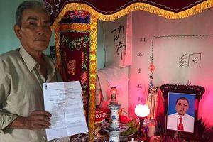 'Sập bẫy' ổ gà, 2 người thương vong ở Phú Yên: Gia đình nạn nhân đề nghị khởi tố vụ án