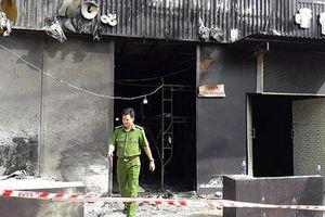 Vụ cháy nhà hàng, 6 người tử vong: Nhóm thợ chưa qua trường lớp gò hàn