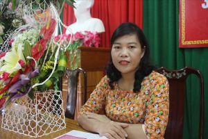 Thành tích của cô giáo giỏi cấp tỉnh kiêm Chủ tịch CĐCS