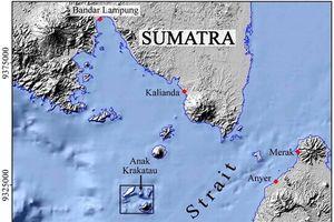 Đại sứ quán Việt Nam tại Indonesia khuyến cáo công dân sau sóng thần
