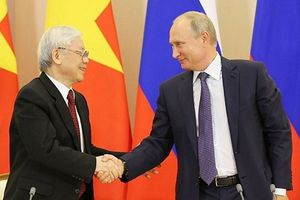 Đánh giá quan hệ Việt - Nga năm 2018