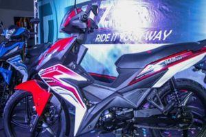 Cận cảnh đối thủ mới của Yamaha Jupiter giá 23,8 triệu đồng