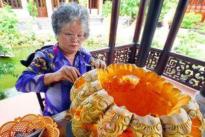 Lưu giữ bí kíp ẩm thực cung đình Huế