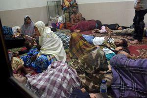 Sóng thần ở Indonesia: Số người thương vong tăng lên trên 600 người