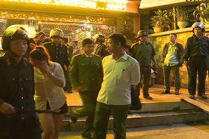 Trinh sát kể phút ập vào 'tiệc ma túy' có PGĐ Agribank Hương Khê