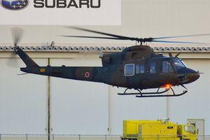 Ngạc nhiên cách Nhật Bản 'hồi sinh' phi đội trực thăng UH-1