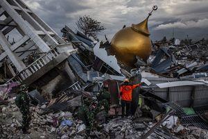 Indonesia oằn mình gánh chịu hàng loạt thảm họa thiên nhiên trong năm 2018