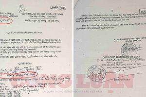 Lộ 'bất thường' từ quyết định cấp đất cho cán bộ ở Cục Hàng không Việt Nam?