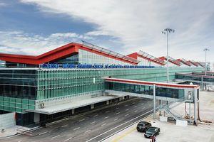 Cận cảnh sân bay tư nhân đầu tiên trước ngày khai thác