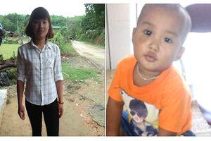 Cãi vã với chồng, người phụ nữ cùng con trai mất tích bí ẩn