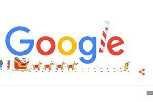 'Mừng mùa lễ hội!' Doodle google hôm nay có ý nghĩa gì?