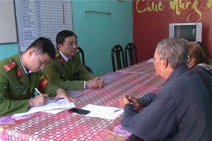 Bắt đối tượng bỏ trốn án tù ở Đà Nẵng ra TP Huế trộm cắp tài sản