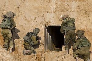 Đằng sau những vụ phát hiện đường hầm xuyên biên giới Israel