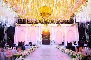 Thêm một siêu đám cưới tiền tỷ ở Hưng Yên: Rạp cưới rộng 3.000m2, mời cả DJ - ca sĩ nổi tiếng về biểu diễn