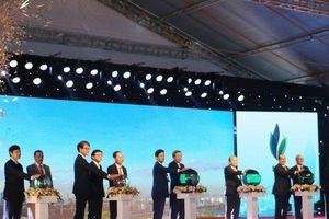 Thủ tướng Nguyễn Xuân Phúc nhấn nút vận hành thương mại dự án Lọc hóa dầu Nghi Sơn