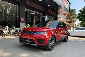 Đánh giá nhanh Range Rover Sport HSE 2018 đầu tiên về Việt Nam với giá bán 6,87 tỷ đồng