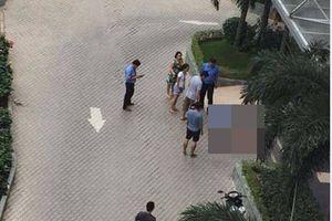 Bé gái rơi từ tầng cao chung cư ở TP.HCM tử vong thương tâm