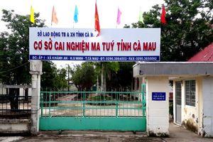 Hàng chục học viên cai nghiện ma túy tại Cà Mau trốn trại