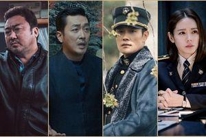 BXH diễn viên điện ảnh nổi tiếng nhất tháng 12, ai là người thắng cuộc?