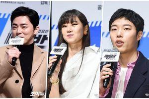 Gong Hyo Jin, Jo Jung Suk và Ryu Jun Yeol chia sẻ khi hợp tác cùng nhau trong 'Fast and Furious' bản Hàn
