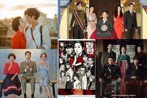 11 bộ phim truyền hình Hàn Quốc ngắn tập được xem nhiều nhất năm 2018