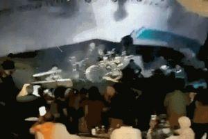 Ban nhạc đang biểu diễn bị sóng thần 'nuốt chửng' ở Indonesia giờ ra sao?